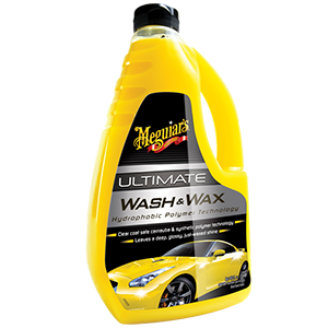 ULTIMATE WASH & WAX 1416ml